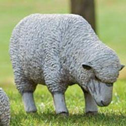 Sheep Garden Statue