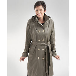Women's London Trench Coat