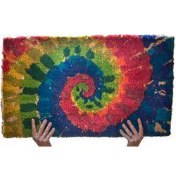 Tie Dye Doormat