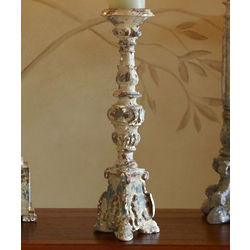 Distressed Candlestick