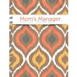 Mom's Manager 2015-2016 Spiral Engagement Calendar