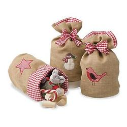 Burlap Gift Sacks
