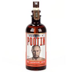 Vladimir Pootin Lavatory Mist