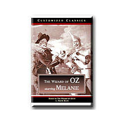 Wizard of Oz Personalized Book Starring You
