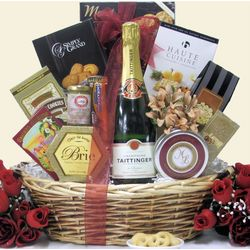 To Have & To Hold Anniversary Gift Basket