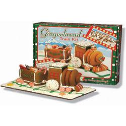 Christmas Gingerbread Train Kit