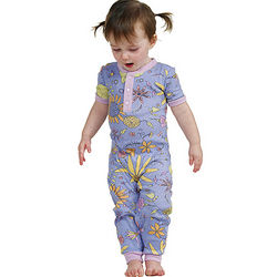 Wildflower Infant Pajamas