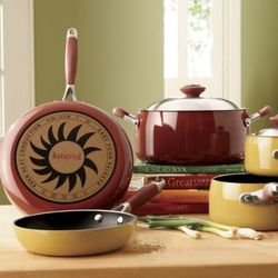 8-Piece Napa Style Cookware Set