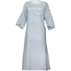 Multi-Purpose I.V. Hospital Gowns - 1 Dozen