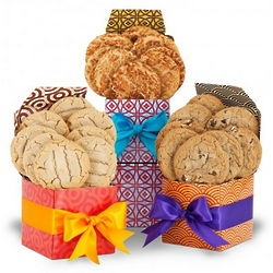 Two Dozen Fresh Baked Cookies