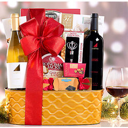 Justin Vineyards Holiday Collection