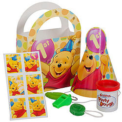 Winnie the Pooh Favor Pack