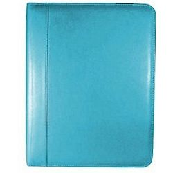 Colorful Leather Padfolio