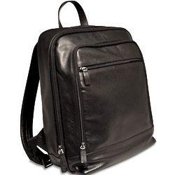 Soho Leather Laptop Backpack