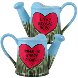 Happiness is Grown Watering Can