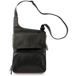 Sydney Leather iPad Satchel