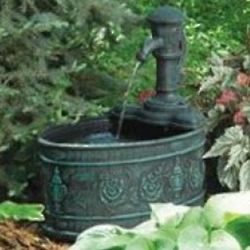 Calabria Outdoor Water Fountain