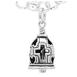 Bell of Christ Charm