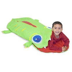 Augie Alligator Sleeping Bag