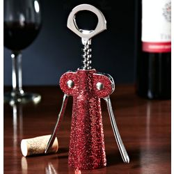 Razzle Dazzle Red Corkscrew