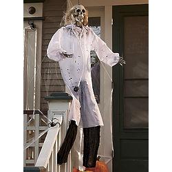 Mad Doctor Halloween Decoration