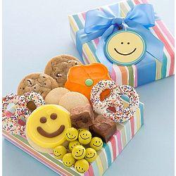 Happy Face Treats Gift Box