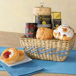 Bright Breakfast Classic Gift Basket