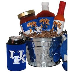 University of Kentucky Small Tailgate Grilling Gift Basket