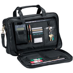 Expandable Laptop Briefcase for Your Notebook