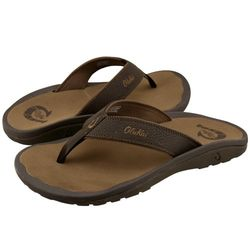 Ohana Dark Java / Ray Sandals