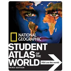 National Geographic Student Atlas of the World, 3rd Edition