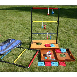 Trio Toss Deluxe Lawn Games
