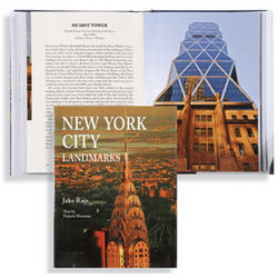New York City Landmarks Book
