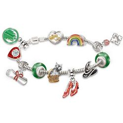 Over the Rainbow Swarovski Crystal Bracelet