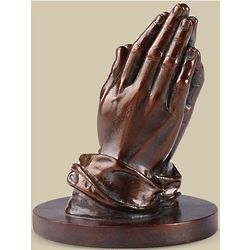 Praying Hands Sculpture
