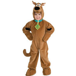 Child's Super Deluxe Scooby-Doo Costume