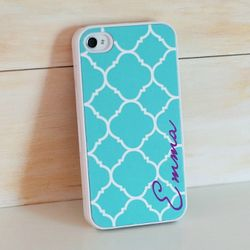 Classy Personalized iPhone Cover
