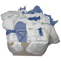 Premium Baby Gift Basket