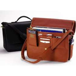 Leather Executive Briefcase