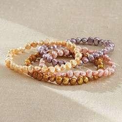 Yangtze River Pearl Bracelets