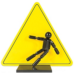 Stickman Action Figure
