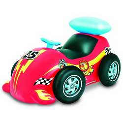 Inflatable Racer Ride-On Car