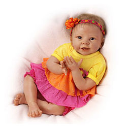 Eskimo Kisses Interactive Baby Doll
