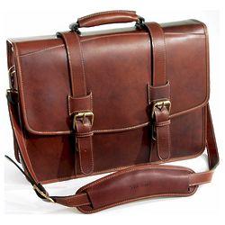 Litigator Flap Briefcase