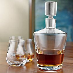 Ambassador Whiskey Decanter