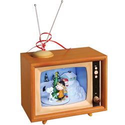 Peanuts Music-Motion TV Figurine