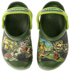Teenage Mutant Ninja Turtles Clog Boy's Shoes