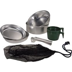 Backpacker 8-Piece Cookware Set