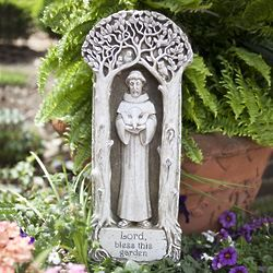 St. Francis Lord Bless This Garden Statue