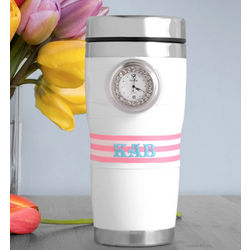 Personalized Tick Tock Tumbler